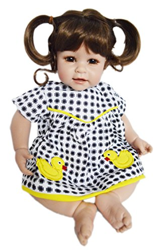 My Brittany's Spring Ducky Outfit for 20 Inch Dolls such as Middleton, Adora, Reborn- Doll Clothes (Middleton Doll Clothes)
