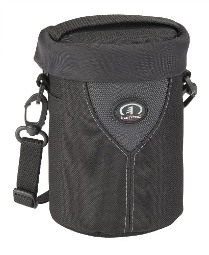 Tamrac 3392 Aero 92 Compact Camcorder/Camera Bag (Black)