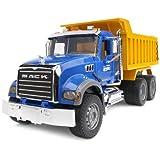 Bruder Mack Granite Dump Truck