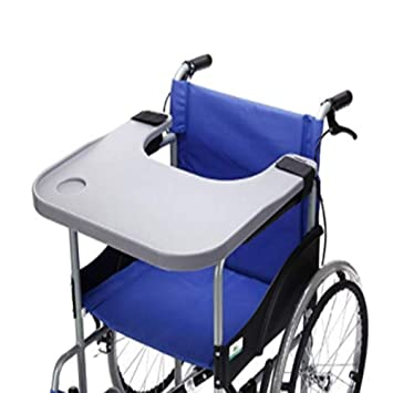 Silla de ruedas LAP Tray accesorios de mesa con portavasos portátil silla de niño universal bandejas