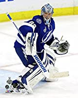 "Andrei Vasilevskiy Tampa Bay Lightning Stanley Cup Finals Action Photo (Size: 8"" x 10"")"