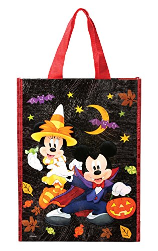 [Disney Mickey & Friends Trick Or Treat Bag] (Trick Or Treat Costumes For Kids)