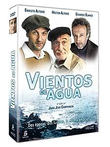 Vientos de agua [DVD]: Amazon.es: Héctor Alterio, Ernesto Alterio, Eduardo Blanco, Silvia Abascal, Iván Hermés, Juan José Campanella, Héctor Alterio, Ernesto Alterio: Cine y Series TV