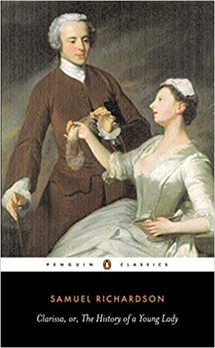 Download Clarissa Or The History Of A Young Lady By Samuel Richardson