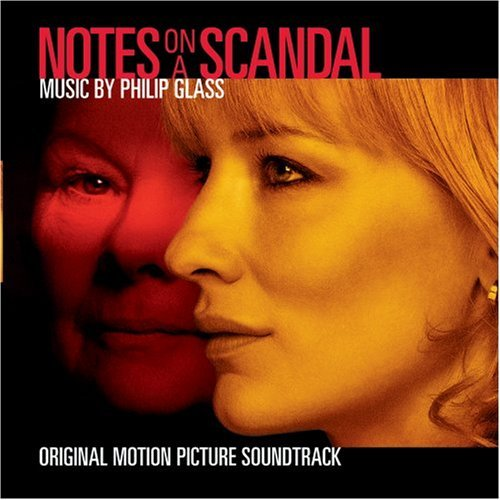 Notes on a Scandal: Original Soundtrack by Philip Glass