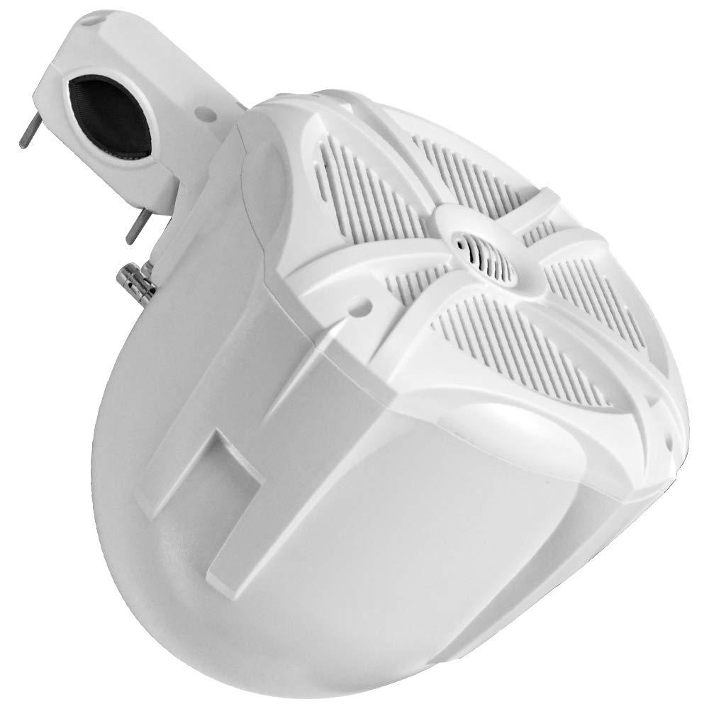 Seismic Audio SA-WT80W - Altavoces de torre para Wakeboard (300 W, 2 vías, 600 W, sistema de altavoces marinos): Amazon.es: Instrumentos musicales