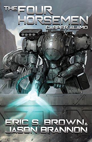 (CASPer Alamo (The Revelations Cycle Book 9))