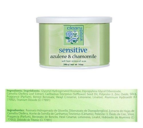 (Clean + Easy Sensitive Wax 14 oz)