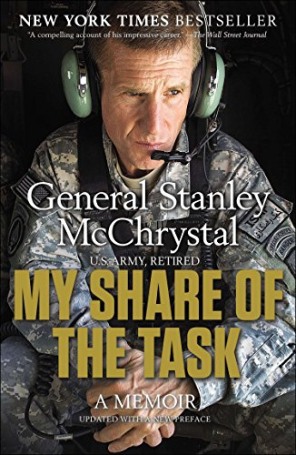 Afghan American Great Book (My Share of the Task: A Memoir)