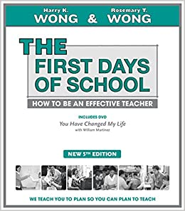 The First Days of School: How to Be an Effective Teacher (Book & DVD)