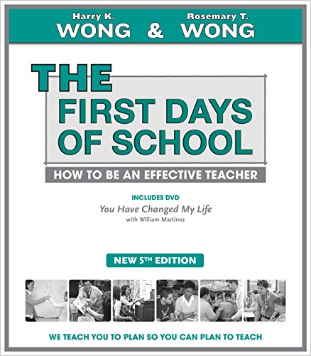 (THE First Days of School: How to Be an Effective Teacher (Book & DVD))
