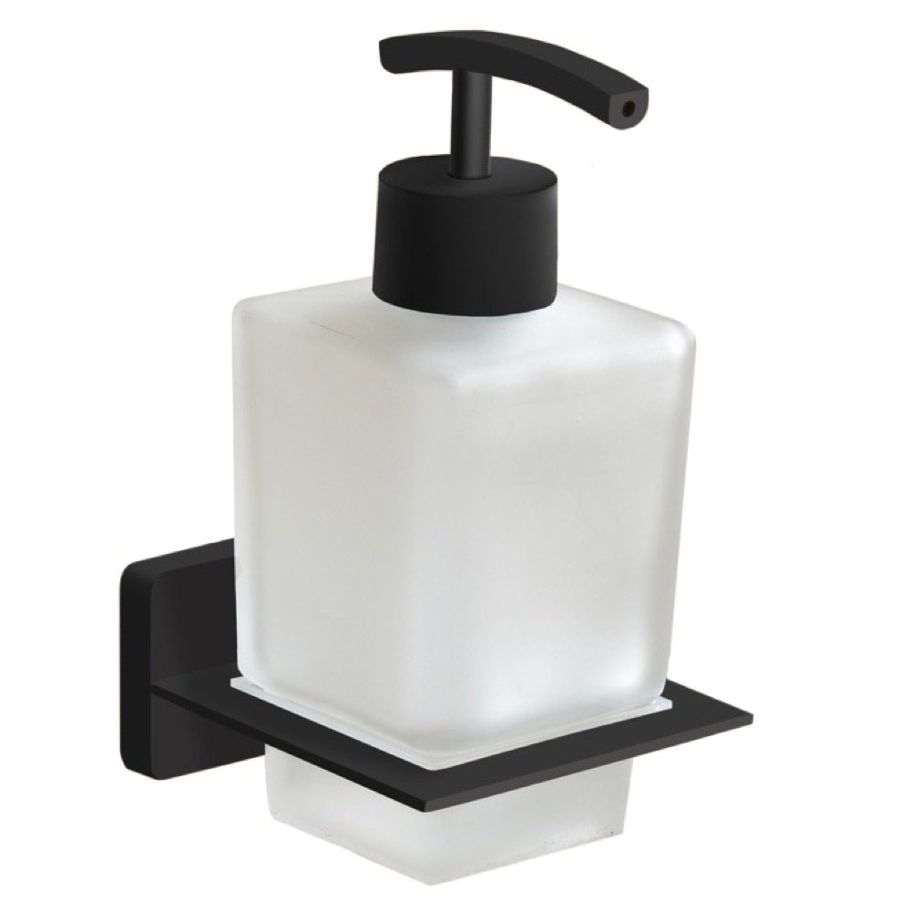 Nameeks NCB62 NCB Soap Dispenser, One Size, Black