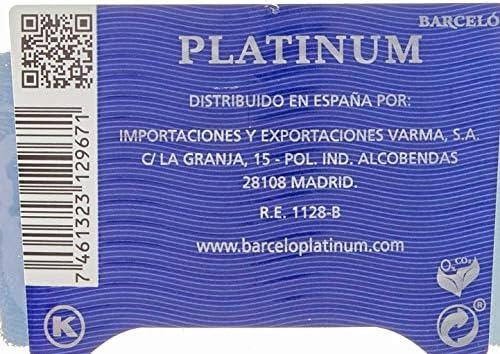 Barceló Platinum - Ron Dominicano Botella 700 ml