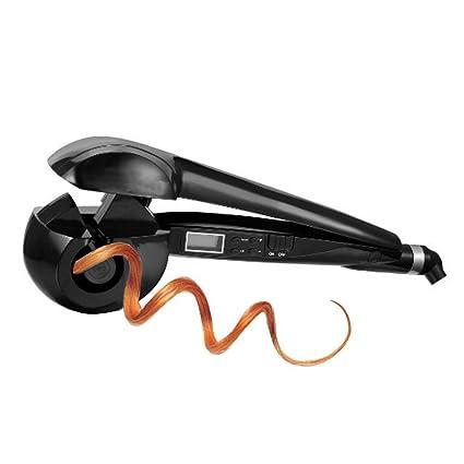 Rizador de pelo automático, hann LCD Pro rodillo rizador de automática de rizador de pelo