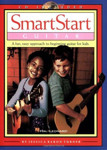 SmartStart Guitar: A Fun, Easy Approach to Beginning Guitar for Kids
