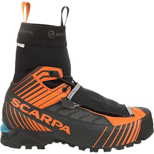 SCARPA Ribelle Tech OD Mountaineering Boot - Men's Black/Orange, ()