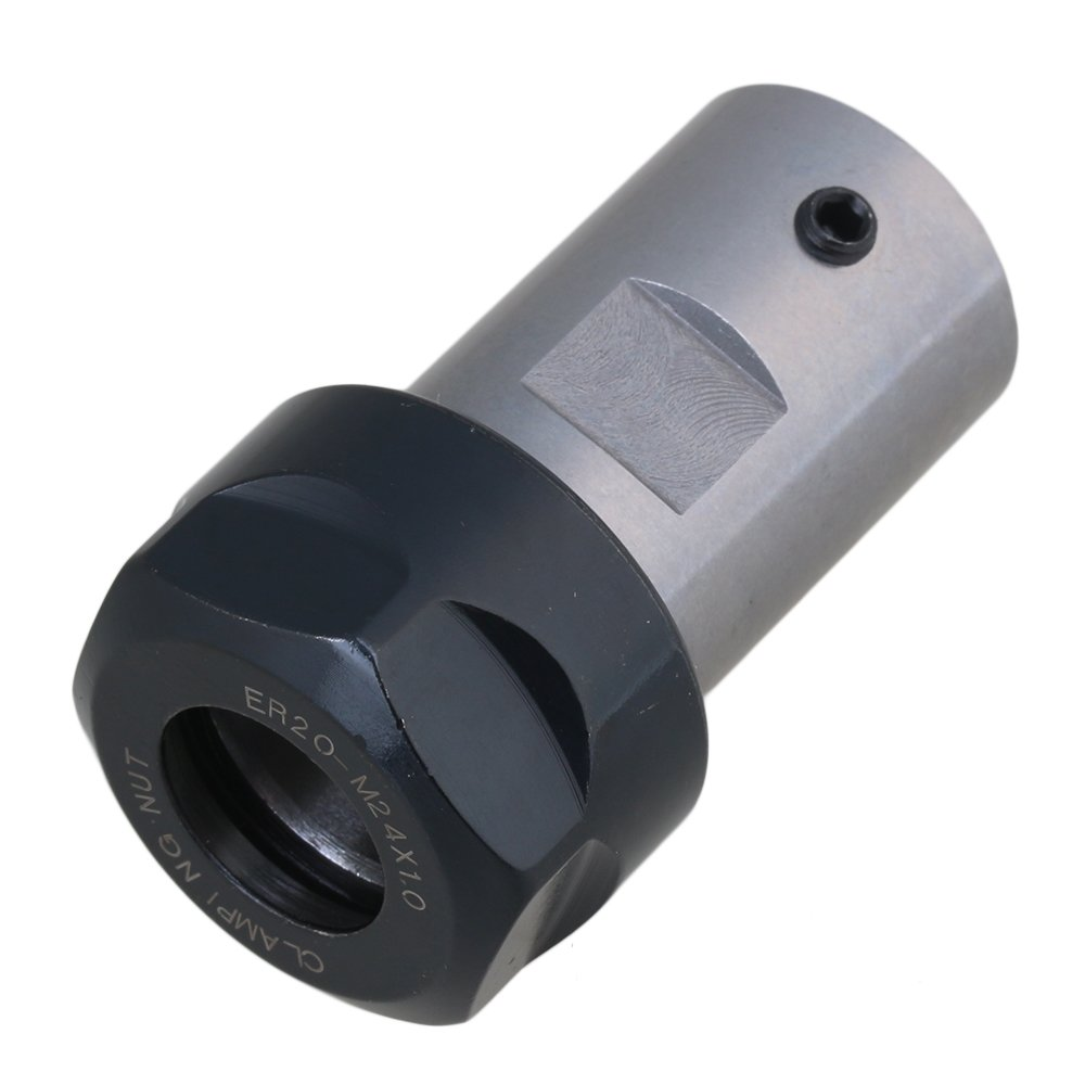 BQLZR ER20/ extension Rod type darbre du moteur Mandrin /à pince support porte-outil fraisage CNC Tour suppl/émentaire M4170821024