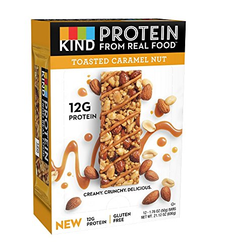 KIND Protein Toasted Caramel Gluten product image