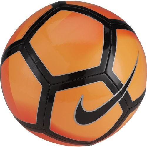 Nike Unisex Pitch Soccer Ball, Bright Citrus/Total Orange/Black/Black, 3