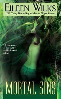 Mortal Sins (World of the Lupi) by [Wilks, Eileen]