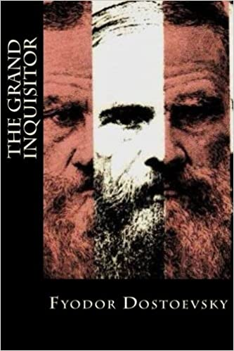 The Grand Inquisitor Fyodor Dostoevsky Editorial Oneness