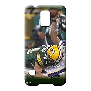 samsung galaxy s5 High-definition cell phone skins Hot New Eco Package green bay packers