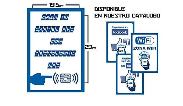 Señalética Inteligente tecnologia NFC - PERSONALIZA TU ...