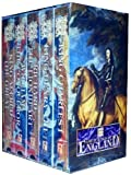 Great Kings of England Boxed Set: Alfred the Great, William the Conqueror, Richard the Lionheart, Henry VIII, Charles I