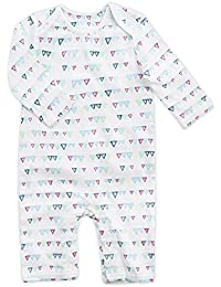 Baby Girls Coverall