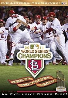 2011 World Series Champions St Louis Cardinals DVD