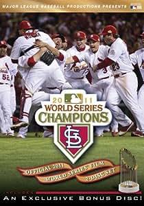 2011 World Series Champions: St. Louis Cardinals [DVD]