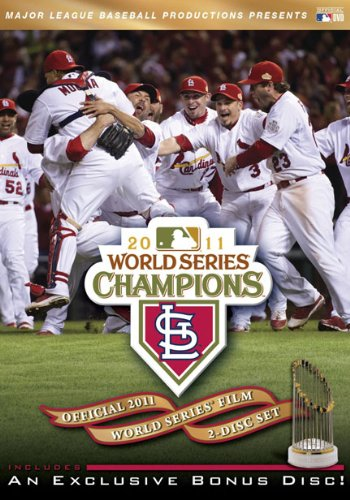 Louis Cardinals Video - 2011 World Series Champions: St. Louis Cardinals [DVD]