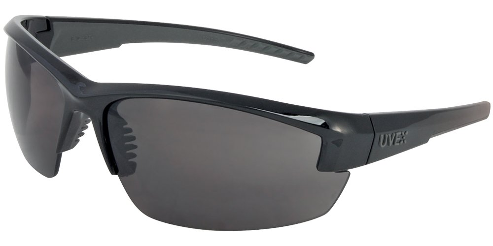 Honeywell Mercury Series Anti-Fog Safety Glasses, Gray Lens by Honeywell Retail