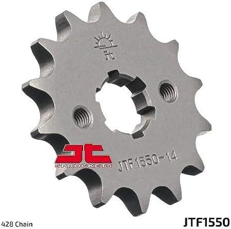 WR 125//80 DTLC Compatibile con YZF 125 R//MT 125 PIGNON 13 DENTI ACCIAIO JTF1550.13