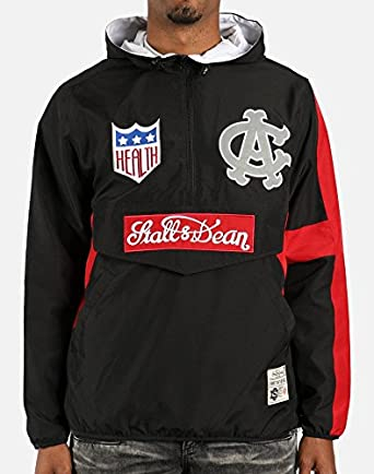 3b7e3c96 Stall & Dean Chicago American Giants Windbreaker (Large): Amazon.co ...