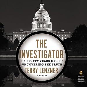 The Investigator Audiobook