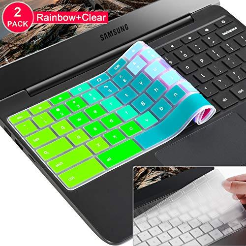 [2 Pack]Samsung chromebook 3 keyboard cover skin for Samsung Chromebook 11.6