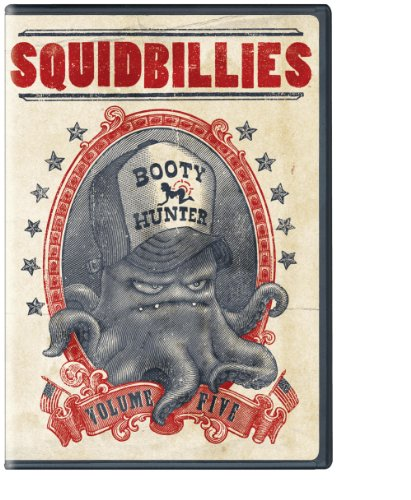 SQUIDBILLIES: VOLUME FIVE