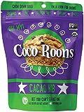 Wonderfully Raw Organic Cacao Nib Coco-Roons, 6.2 Ounce