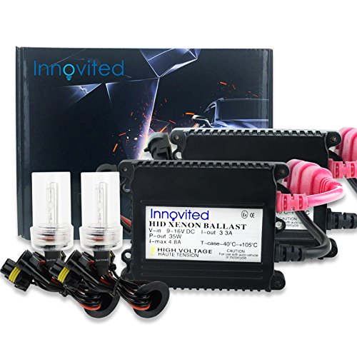 (Innovited DC 35W Xenon HID Lights Kit