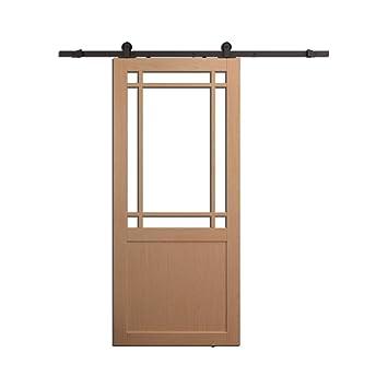 Home Deluxe Holztur Schiebetursystem V2 Verschiedene Modelle