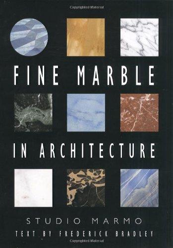 Fine Marble in Architecture by W. W. Norton & Company