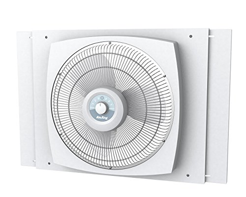 Air King 9155 Window Fan, 16-Inch Renewed