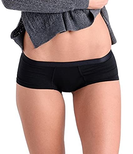73814d0baf4 COMFORTABLE CLUB Women s Modal Cheeky Briefs Hipster Panties Underwear  2-Pack at Amazon Women s Clothing store