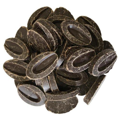 - Valrhona 4653 Guanaja 70% Dark Bittersweet Chocolate Callets 1 lb