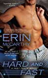 Hard and Fast by Erin McCarthy front cover
