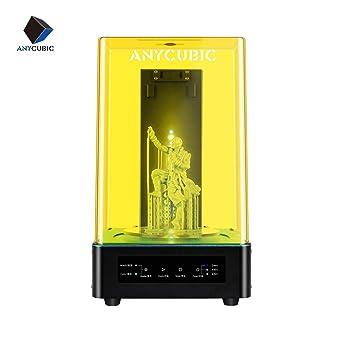 ANYCUBIC Wash & Cure Maquina Lavado y Curado UV LED Curado y con ...