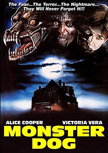DVD : Alice Cooper - Monster Dog (DVD)