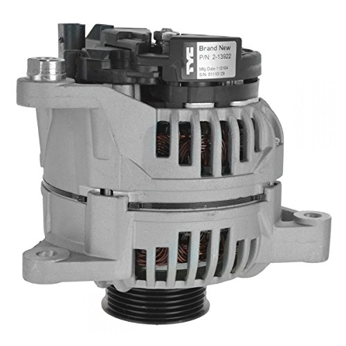 Alternator 120 Amp for Audi A4 Volkswagen Passat L4 1.8L V6 2.8L