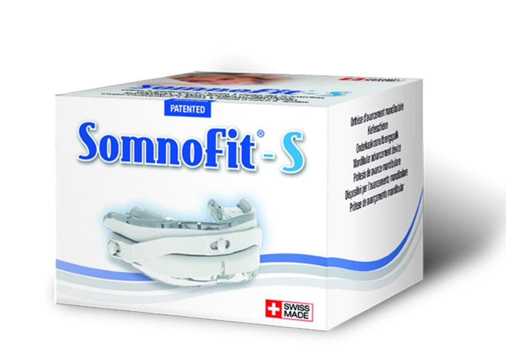 Schnarchschiene von Somnofit, damit Sie schnarchen verhindern können